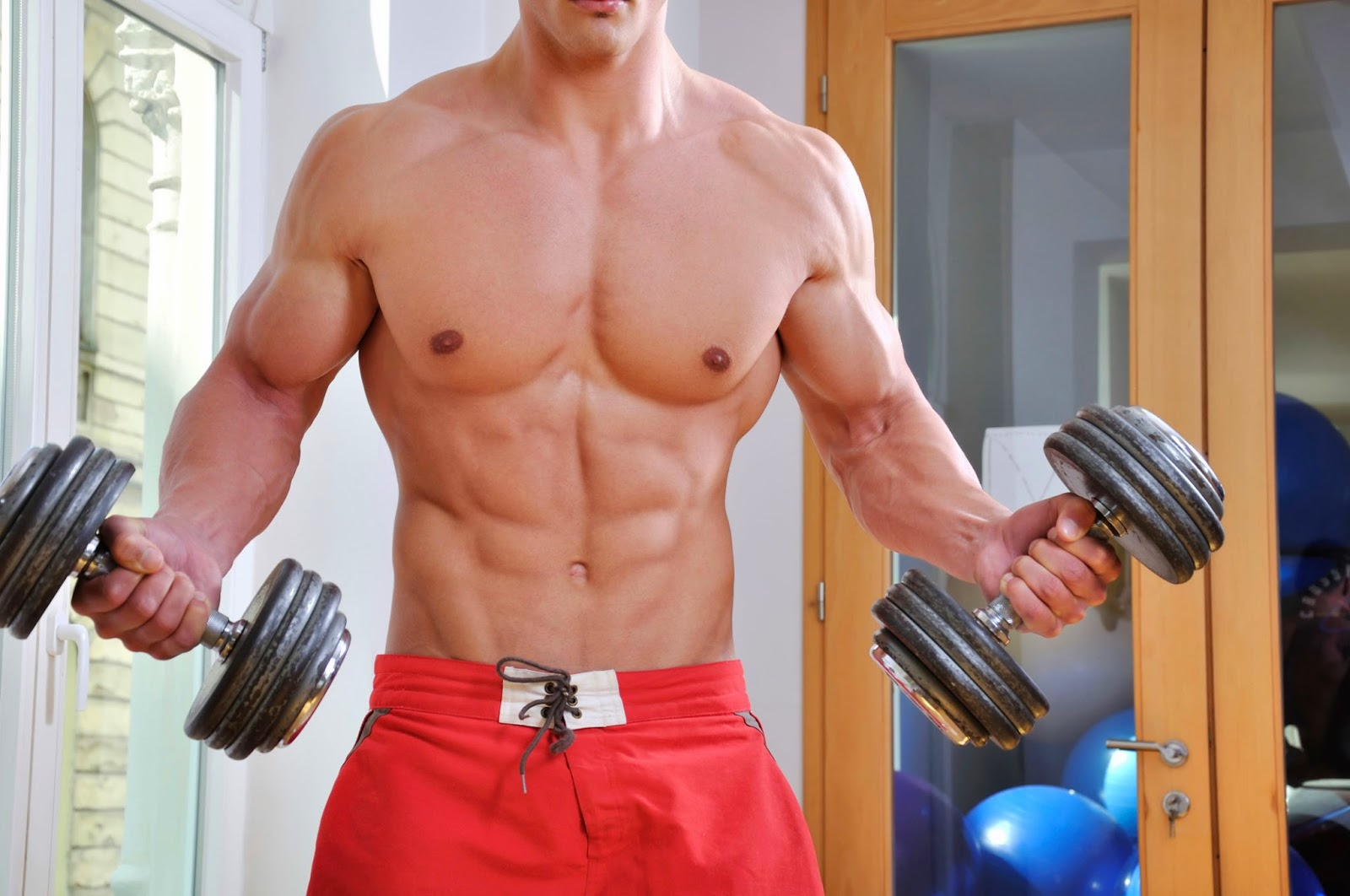 Workout Tips to Get Ripped