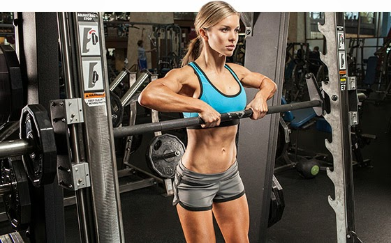 Girls Guide To Body Building