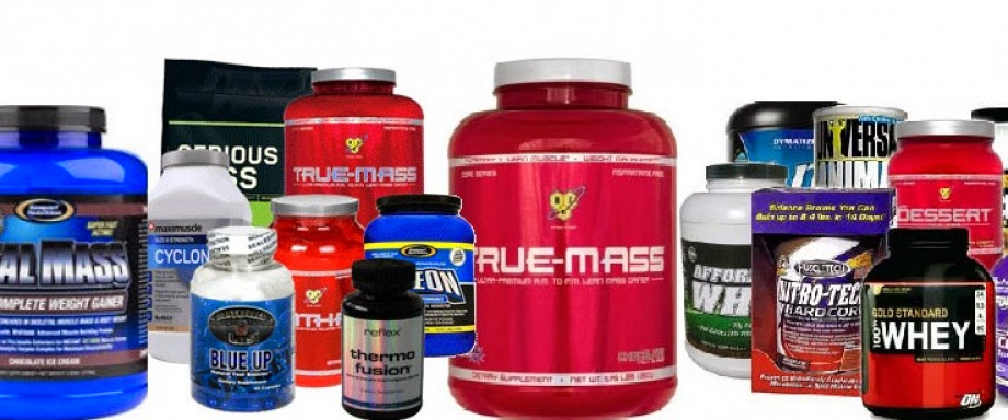 Bodybuilding Supplements For Massive Muscle Gains