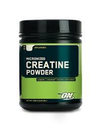 Creatine - Supplement NOT Steroid