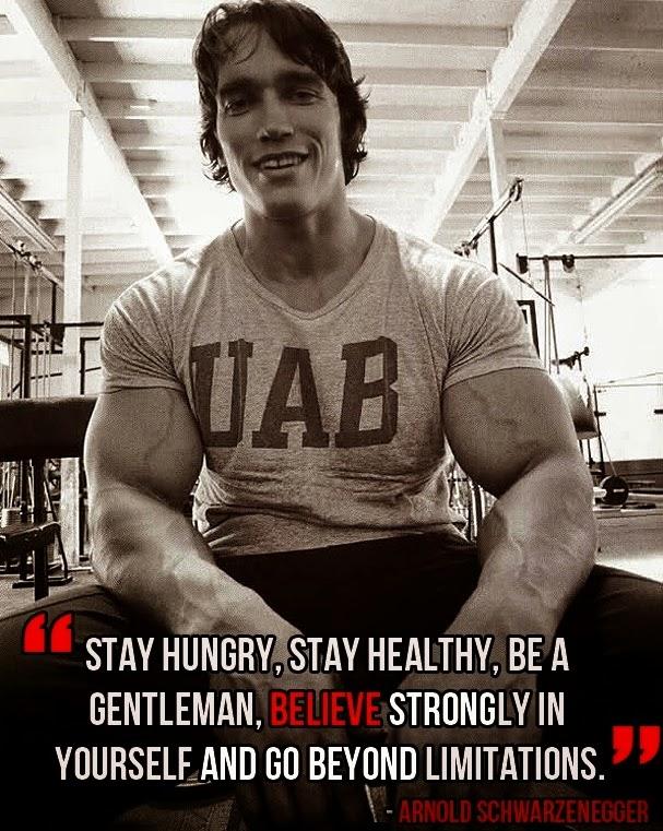 keep motivated