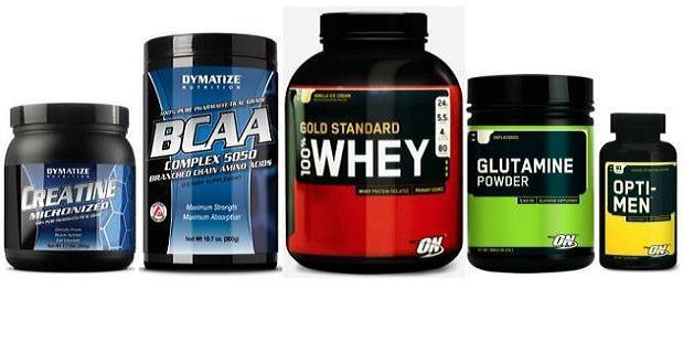 Mass Gaining Supplements