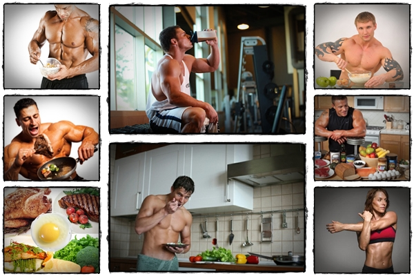 Nutrition  to Build Muscle