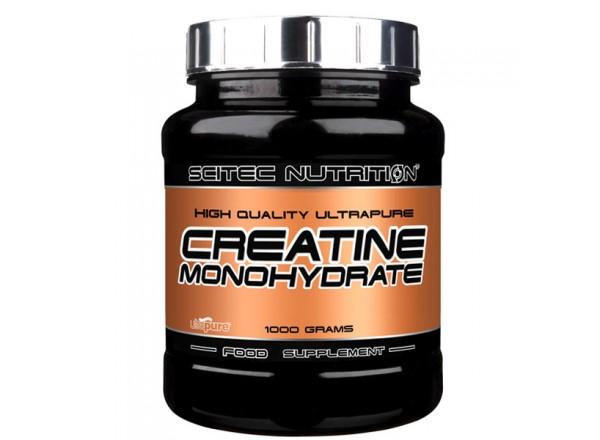 Creatine monohydrate.
