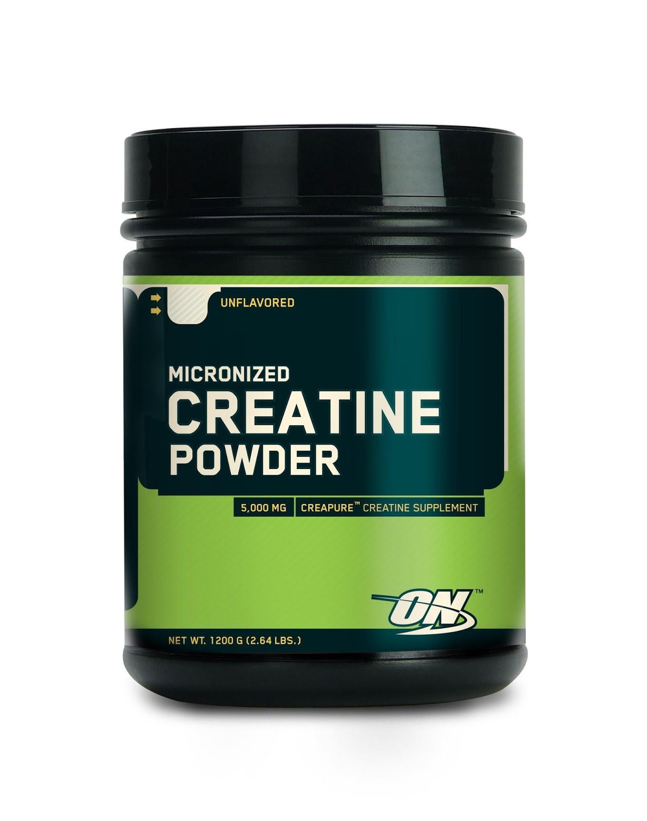Optimum Micronized Creatine Powder