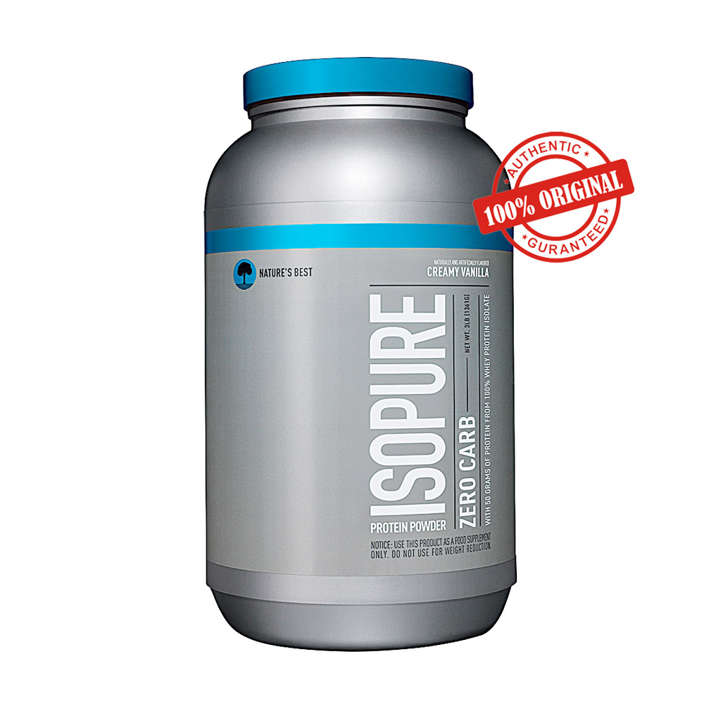 Nature's Zero Carb Isopure