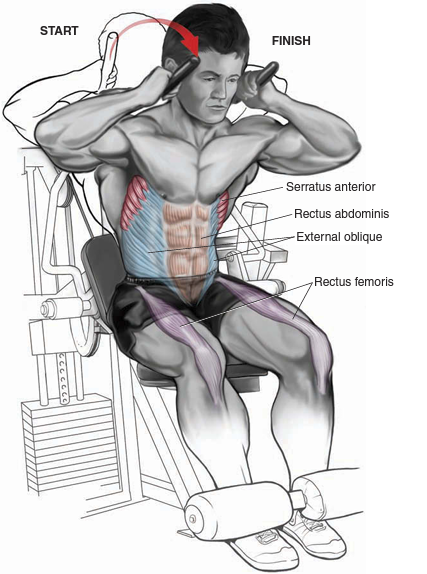 Exercises For Six Pack Abs