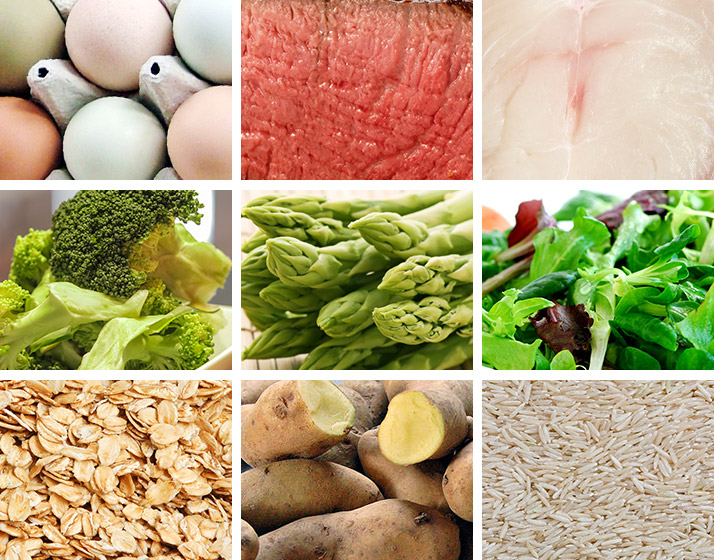 Food Sources For Your Muscle Building Diet