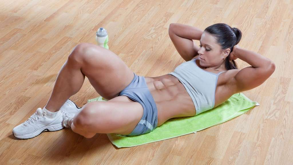 Routine for Ripped, Six-Pack Abs