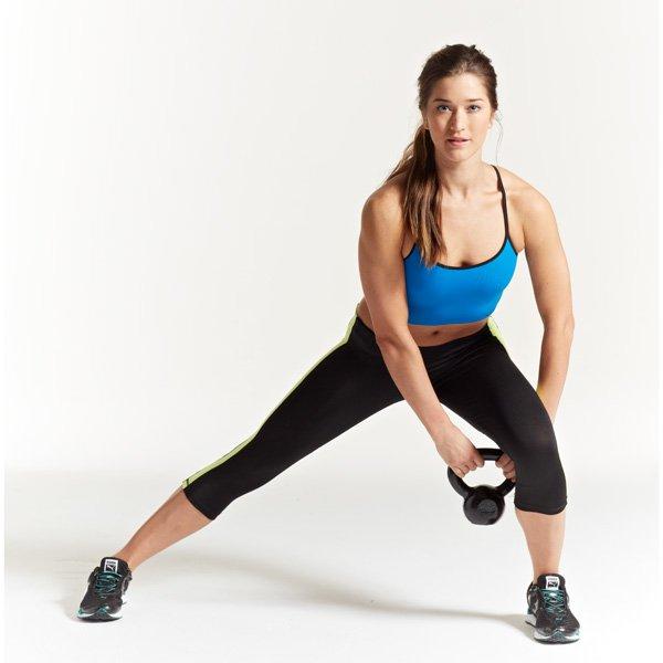 Kettlebell Workouts For Women