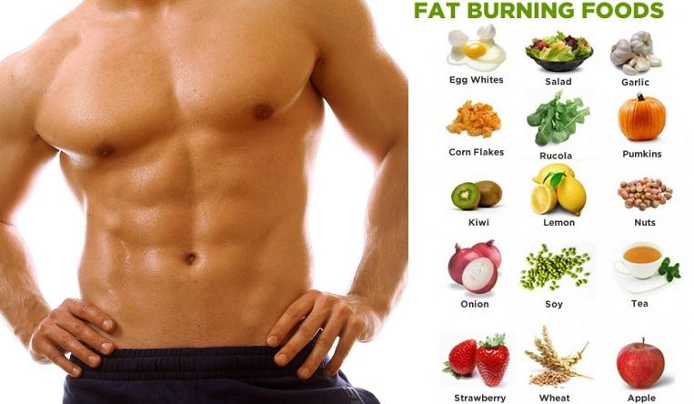 Top  Foods That Burn Fat