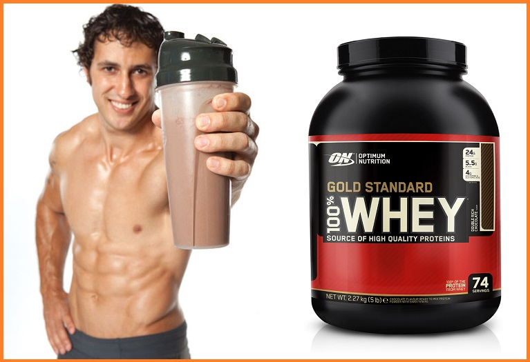 Whey Protein and Muscle Building