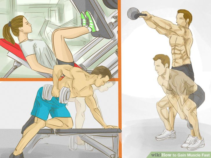 Tips  to Muscle Growth