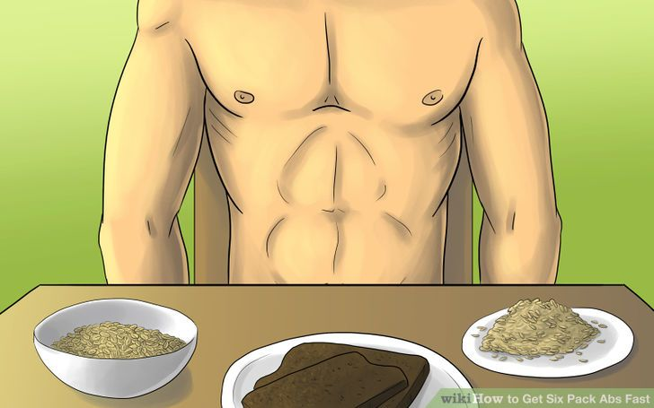 Top Super Foods To Eat To Build Six Pack Abs