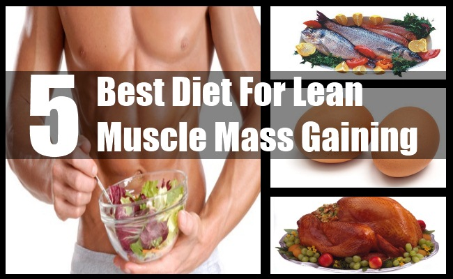 Best Diet To Gain Muscle