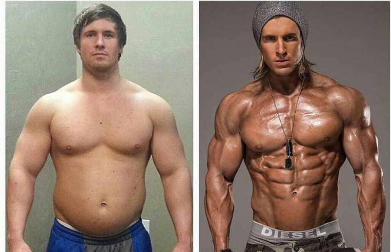 How to Build Muscle and Burn Fat For Men