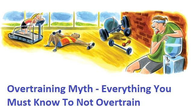 Overtraining Myth