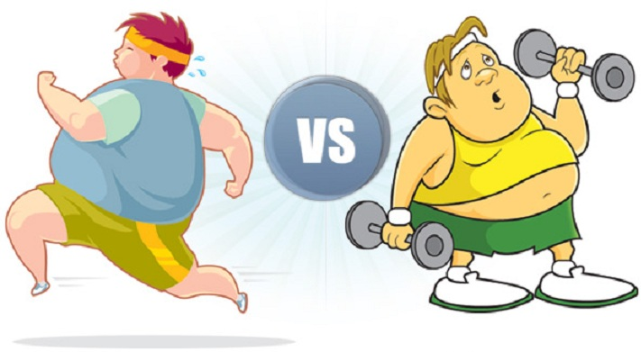 Weight Training for Muscle Vs Weight Training for Fat Loss