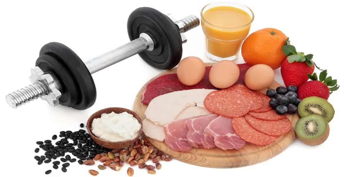 Top Muscle Building Foods