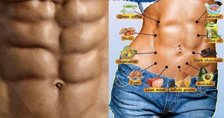 6 Pack Abs Diet