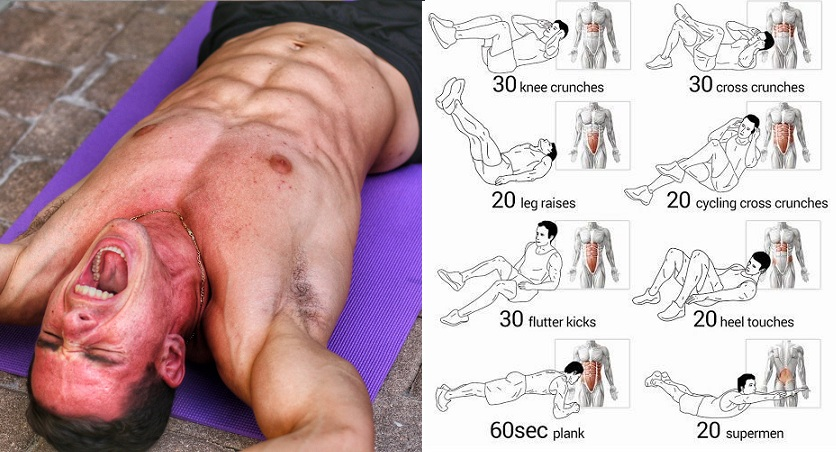 Ab Exercise Workouts?
