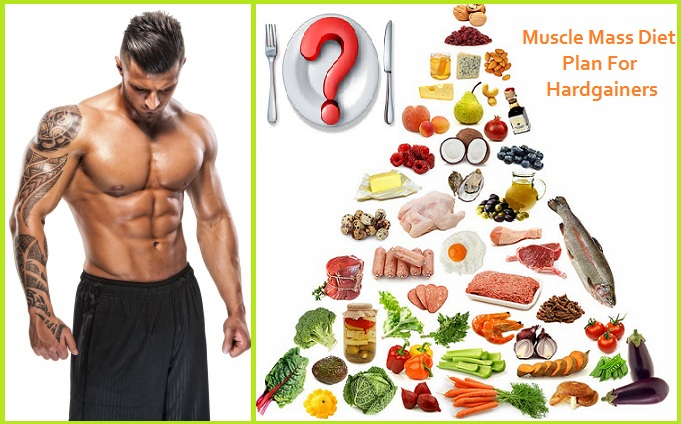 Muscle Mass Diet Plan For Hardgainers