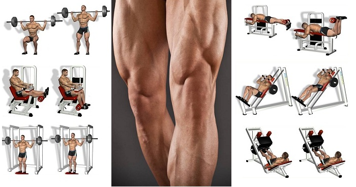 Powerful Men Leg Workouts