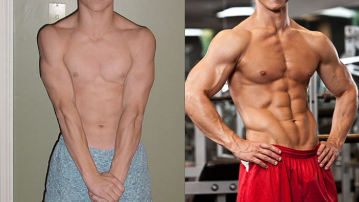 Muscle Building Workout Routines For Skinny Guys!
