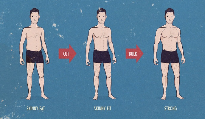 The Skinny Fat Guy Workout