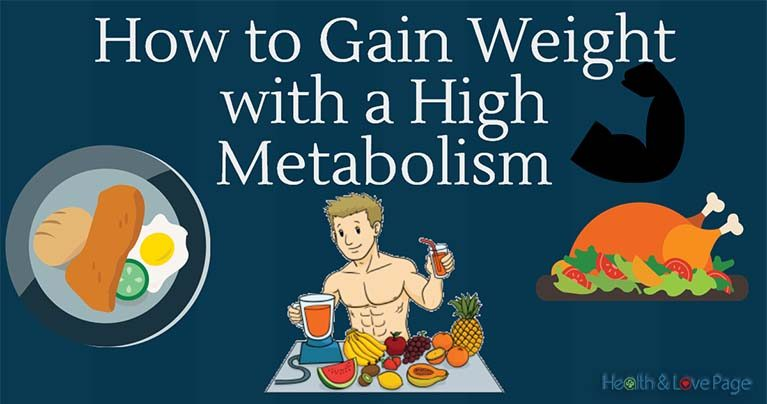 Increasing Your Metabolism to Gain Muscles