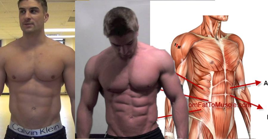 Common Mistakes People Make While Going For Six Pack Abs