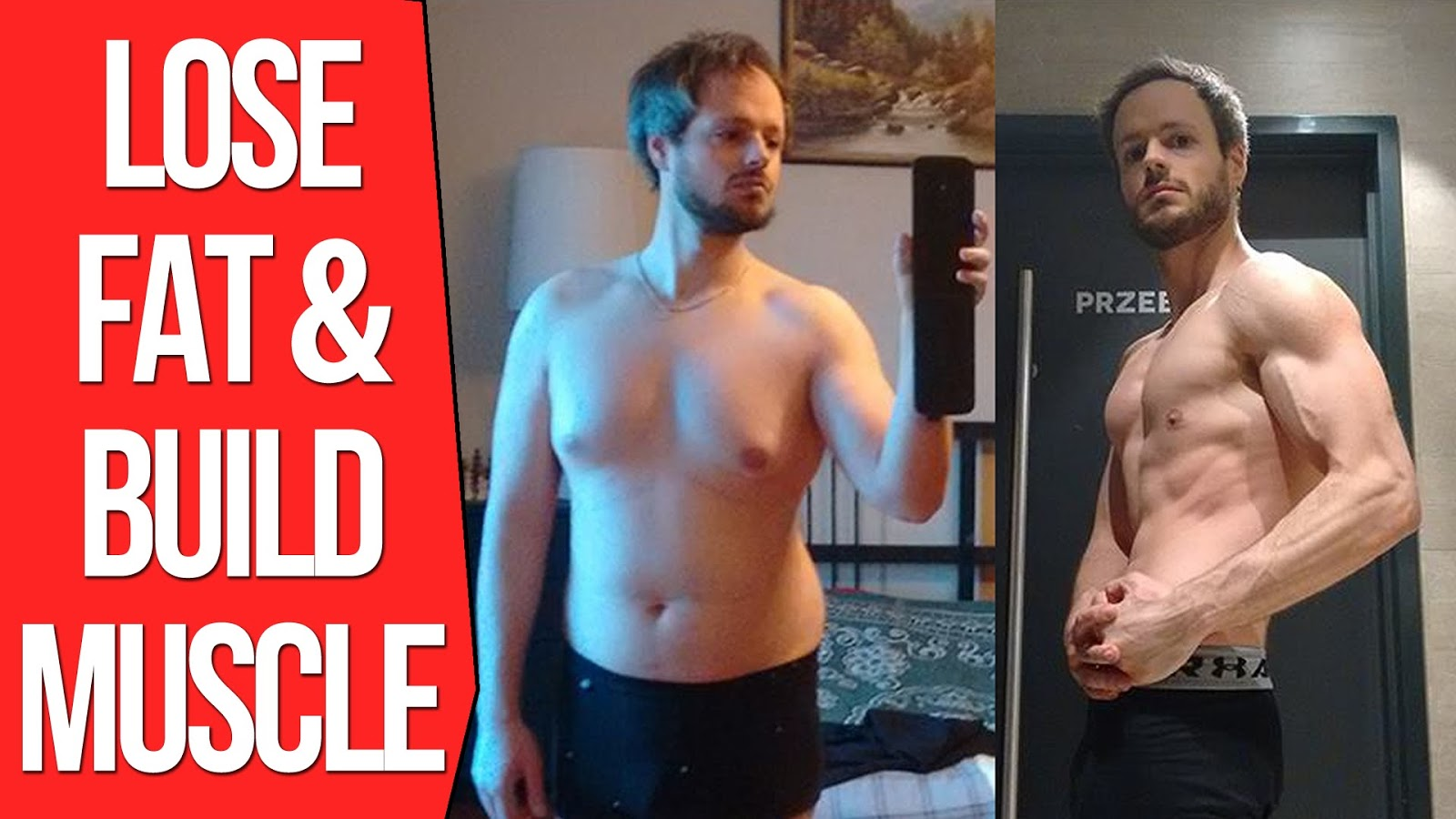 Is it Possible to Build Muscle and Lose Fat at the Same Time?
