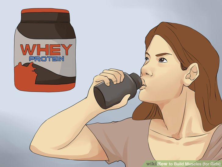 How Much Whey Protein Should I Take to Build Muscle