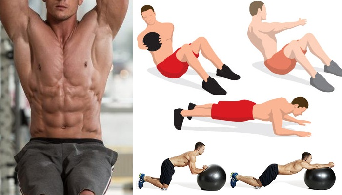 Core Exercises For Men - The Key To Great Abs