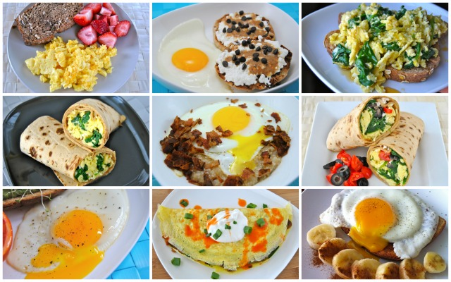 6 Ways To Prepare Eggs
