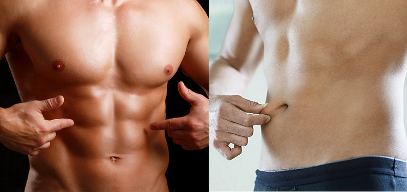 Get Flat Abs - 7 Tips to Burning Belly Fat and Getting Six Pack Abs