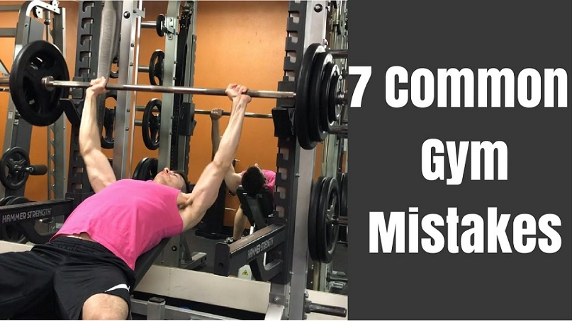 Main Beginner's Mistakes in the Gym