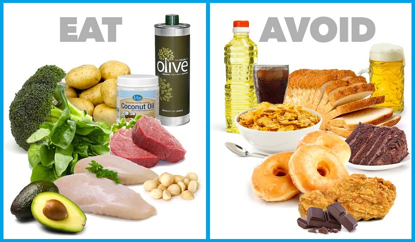 Healthy Eating - Not All Fats Are Bad, You Need Some Fats to Stay Healthy