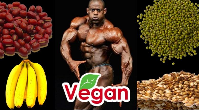 Vegetarian and Vegan Bodybuilding