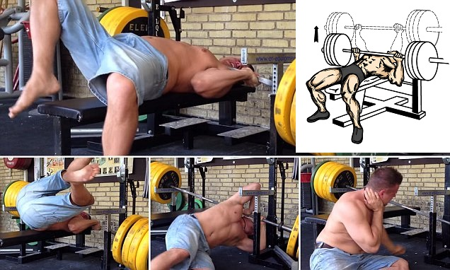 4 Rules for Bench Press Safety