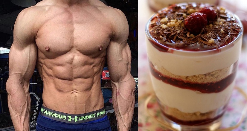 Bodybuilding Recipes - Easy to Make High Protein Dessert