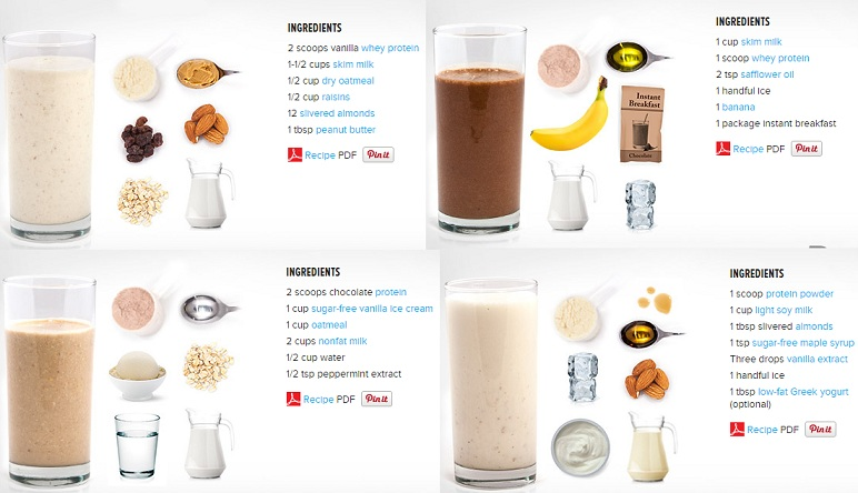 How To Make A Healthy And Tasty Muscle-Building Protein Shake