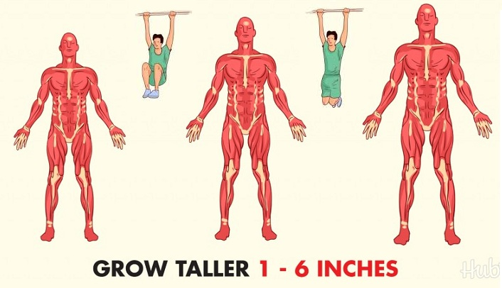 Tips on How to Grow Taller Naturally