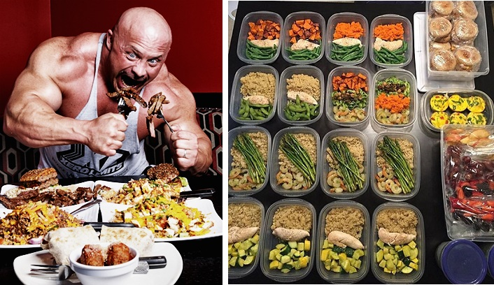 What to Eat and How Much When Bulking Up -