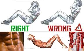 Basic Exercises For Six Pack Abs – Getting the Fat Out of the Way