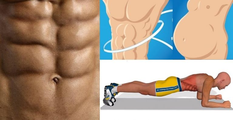 Get Washboard Abs – 3 Steps for Sexy Abdominals