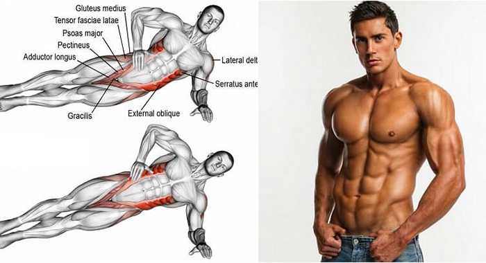 Lower Ab Workout:The 5 Best Moves to Target Your Core